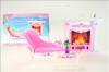 Nábytek Glorie pro panenky Barbie - Krb *