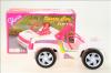 Nábytek Glorie pro panenky Barbie - Auto sportovní bílé *