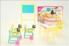 Nábytek Glorie pro panenky Barbie - Škola *