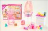 Nábytek Glorie pro panenky Barbie - Sada pro miminko *