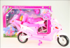 Nábytek Glorie pro panenky Barbie - Skůtr *
