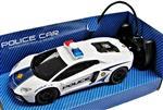 RC policejní Lamborghini na vysílačku *