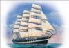 Slepovací model Zvezda 1:200 Kruzenshtern Sailingship *