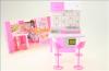 Nábytek Glorie pro panenky Barbie - Kuchyňská sada *