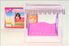 Nábytek Glorie pro panenky Barbie - Houpačka *