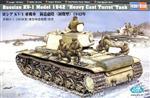 Slepovací model Hobby Boss 1:48 Ruský tank KV-1 1942 Heavy *