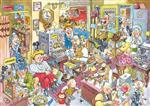 Puzzle Jumbo - Wasgij - Kancelář 1000 dílků