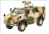 Slepovací model Revell 1:35 ATF Dingo 2 A3.3 PatSi *