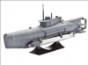 Slepovací model Revell 1:72 German Submarine Type XXVIIB