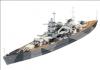 Slepovací model Revell 1:1200 Battleship Scharnhorst *