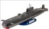 Slepovací model Revell 1:400 Soviet Submarine