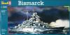 Slepovací model Revell 1:1200 Bismarck *