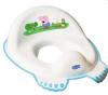 Adaptér, sedátko na toaletu Tega Baby - Prasátko Peppa, modrý