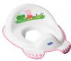 Adaptér, sedátko na toaletu Tega Baby - Prasátko Peppa, růžový