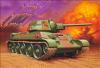 Slepovací model Revell 1:35  T-34/76 *