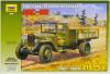 Slepovací model Zvezda 1:35 Soviet Truck ZIS-5B *