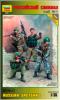 Slepovací figurky Zvezda 1:35 Russian Special Forces *