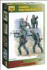 Slepovací figurky Zvezda 1:35 German Panzergrenadiers *