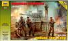 Slepovací figurky Zvezda 1:35 German Tank Crew (1943-1945) *