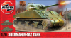 Slepovací model Airfix 1:76 Sherman M4 MkI Tank *