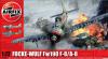 Slepovací model Airfix 1:72  Focke Wulf Fw190A *