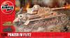 Slepovací model Airfix 1:76 Panzer Tank IV *