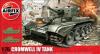 Slepovací model Airfix 1:76 Cromwell Mk.IV Cruiser Tank *