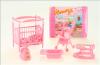 Nábytek Glorie pro panenky Barbie - Dětský pokoj *