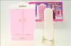 Nábytek Glorie pro panenky Barbie - Šatní skříň a zrcadlo *